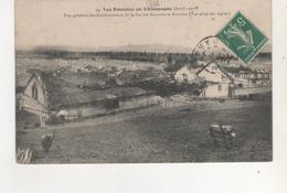 CPA  EMEUTES EN CHAMPAGNE AVRIL 1911 ETABLISSEMENT BISSINGER - Other Municipalities