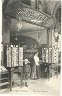 PARIS.  Postale Galerie.  186 Rue De Rivoli. - Distretto: 01