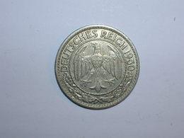 ALEMANIA 50 PFENNIG 1930 A (1258) - 50 Rentenpfennig & 50 Reichspfennig