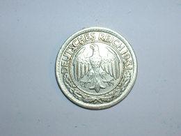 ALEMANIA 50 PFENNIG 1931 A (1260) - [ 3] 1918-1933 : República De Weimar