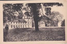 CPA   Magnanville  (S.-et-O.)  Sanatorium De L'Association Leopold-Bellan  Le Château - Magnanville