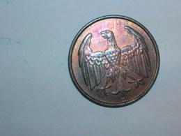 ALEMANIA 4 PFENNIG 1932 E (1270) - [ 3] 1918-1933 : Weimar Republic