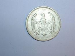 ALEMANIA 1 MARCO PLATA 1924 A (1277) - [ 3] 1918-1933 : República De Weimar