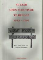 50 Jaar Open Scoutisme Te BRUGGE - 1943- 1993 - Books, Magazines, Comics