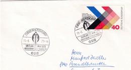 Germany 1973 Cover; Sport Ski Jumping / Flying; WM Oberstdorf; World Championship; Skiflug WM - Wintersport (Sonstige)