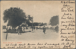 Aden: 1900's-1910's Ca.: Group Of 24 Picture Postcards From Aden, Aden-Camp, Steamer Point Aden, She - Yemen