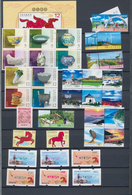 China - Taiwan (Formosa): 1985/2015 (approx.), Nice Collection Of Taiwan Issues Especially Strong In - 1945-... República De China