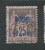 DEDEAGH  N° 6  0B  TB - Dedeagh (1893-1914)