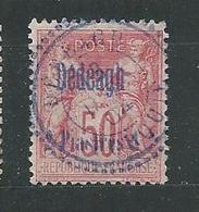 DEDEAGH  N° 9  0B  SUP - Dedeagh (1893-1914)