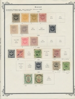 Macau: 1884/2004, Used And Mint Collection On Album Pages, Showing A Nice Selection Of Early Issues, - Macau