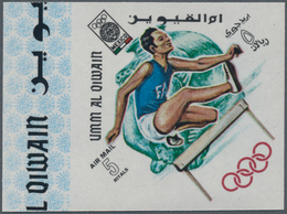 Umm Al Qaiwain: 1965/1970 (ca.), Accumulation In Large Box With Mostly Complete Sets Many In Large Q - Umm Al-Qaiwain