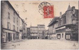46. FIGEAC. Place Caviale. 1455 - Figeac