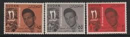 SOUDAN - N°186/8 ** (1966) - Sudan (1954-...)