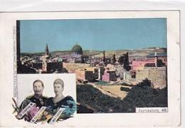 Jerusalem - Zur Erinnerung An Die Kaiserreise - 1899         (A-222-200524) - Palestine