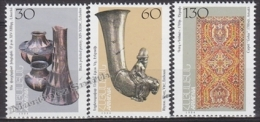 Armenia - Armenie 1995 Yvert 227-29, Popular Handcraft Works (I) - MNH - Armenia