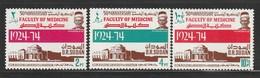 SOUDAN - N°272/4 ** (1974) - Sudan (1954-...)
