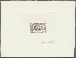 Thematik: Kinder / Children: 1951/1984. Lot Of 12 Epreuves D'artiste Signée Showing The Topic CHILDR - Kind & Jugend