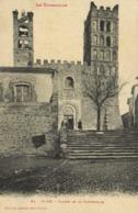 Le Roussillon ELNE  Facade De La Cathedrale Labouche RV - Elne