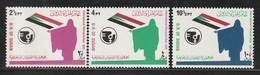 SOUDAN - N°287/9 ** (1976) - Sudan (1954-...)