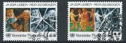 MM-/-647-   N° 71/72, Obl., Cote 3.45 €, Voir IMAGE Pour Detail , - Centre International De Vienne