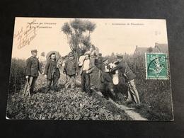 CPA 1900/1920 Scène De Douane à La Frontière Arrestation De Fraudeurs - Aduana
