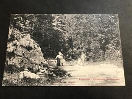 CPA 1900/1920 Pontarlier Embuscade De Douaniers - Pontarlier