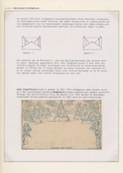 Großbritannien - Ganzsachen: 1840/1901, Deeply Specialised Collection Of Apprx. 144 Unused Stationer - 1840 Mulready-Umschläge