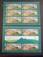 ARMENIA 2012 EUROPA CEPT. 2 SHEETLETS MNH ** (EU2010-02-TVN) - Europa-CEPT