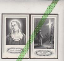 Anna Maria Van De Meutter-Van De Leest, Heist-op-den-Berg 1870, 1952 - Avvisi Di Necrologio