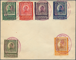 Jugoslawien: 1920/1960 (ca): Bestand Mit Ca. 350 Belegen, Dabei Viel Bedarf, U.a. Postanweisungen, P - 1931-1941 Kingdom Of Yugoslavia