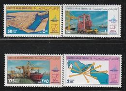 Emirats Arabes Unis - N°374/7 ** (1992) - Ver. Arab. Emirate
