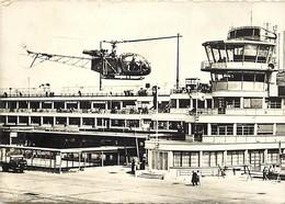 Grd For-ref Z395-aviation - Helicopteres - Aeroport De Paris Le Bourget -helicoptere Alouette 2 En Vol   - - Elicotteri