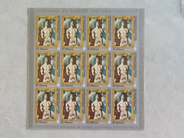 Equatorial Guinea Paintings El Greco **. - Guinea Ecuatorial