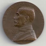 VALEUR DISCIPLINE MARECHAL FOCH Signée PRUD'HOMME - 1914-18