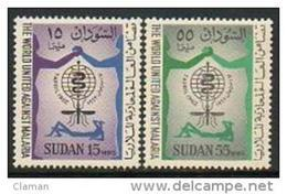 Sudan - 1962 Malaria-Paludisme-Health- Santé-Gesundheit-Sanità  ** - Sudan (1954-...)