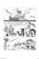 BD En 52 Cartes Jeronaton Jean Torton La Terre Des Dieux - Cómics