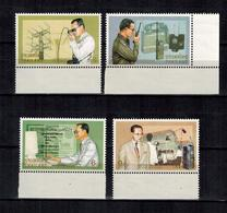 THAILAND , 1997 , ** , MNH , Postfrisch , Mi.Nr. 1774 A - 1777 A - Thaïlande