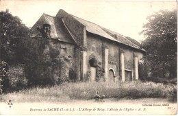 FR37 SACHE - Abbaye De Relay -  Belle - Andere Gemeenten