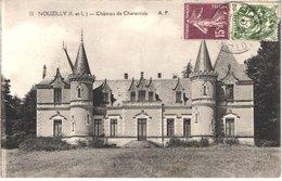 FR37 NOUZILLY - Château De Charentais -  Belle - Autres Communes