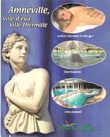 57 - Amnéville - Centre Thermal Et Touristique - Multivues - France