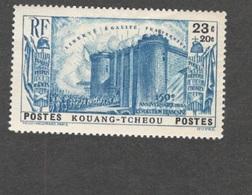 KOUANG-TCHEOU.....1939:Yvert124mh* - Neufs