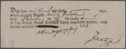 Preußen - Marken Und Briefe: 1809/1905, Preußisch Oldendorf, Interessante Heimatsammlung Von 32 Bele - Preussen