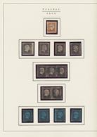 Preußen - Marken Und Briefe: 1820-1865, Gestempelte Sammlung Inc. Einheiten Und Besseren Farben, Daz - Preussen