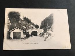 CPA 1900/1920 Bussang Le Tunnel Côté Français - Bussang