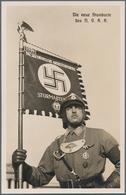 Deutsches Reich - 3. Reich: 1932/1940 (ca.), Vielseitige Partie Von Fast 170 Bildkarten Mit Einschlä - Deutschland