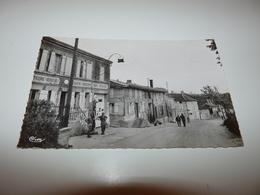 SOMSOIS MARNE RUE DU BAS CARTE PHOTO ANIMATION EPICERIE CAFE RESTAURANT - Autres Communes