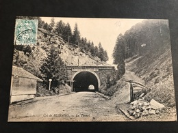 CPA 1900/1920 Bussang Le Tunnel - Bussang