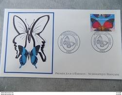 FDC France 2000 : Papillon Sardanapale - FDC