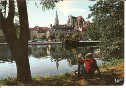 AUXERRE Saint Germain - Auxerre