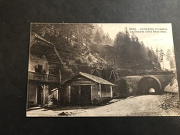 CPA 1900/1920 Bussang Le Tunnel Côté Bussang - Bussang